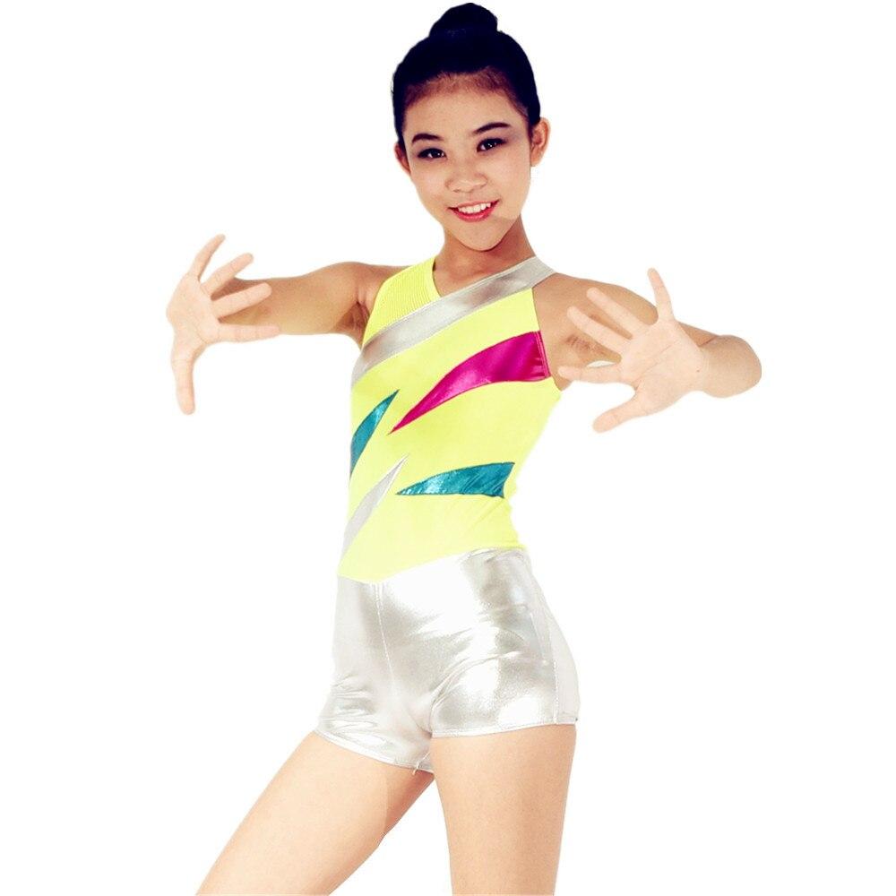 9bb8b47c9e5e Leotard Jazz Dance Costume Modern Sports Competition Costumes ...