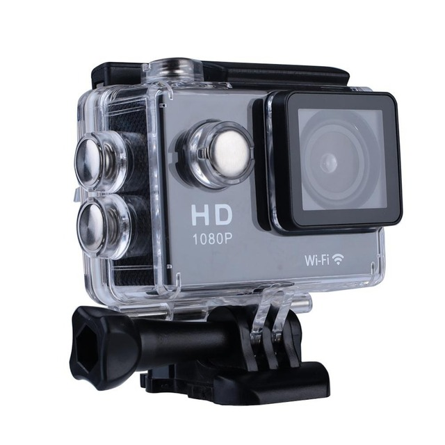 "Mini Micro Digital Sports Video Camera WIFI Waterproof HD 4K 1080P 12MP 2.0"" Action DV Cam Camcorder Travel Kit kamera New"