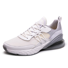 2019 New Sneakers Men Hiking Shoes Air Cushion Damping Comfortable Panelled Unisex Couple Athletic Zapatillas Walking Jogging