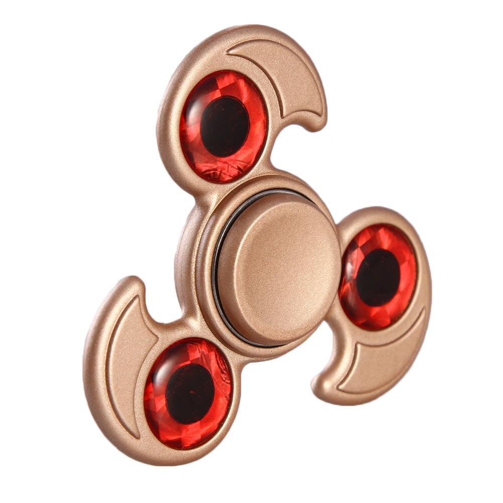 2017 New Arrival Fidget Toy Spinner Eagle eye Finger Spinner Metal Spinner Relieve Stress Hand Toys Best Gift EDC Spiner
