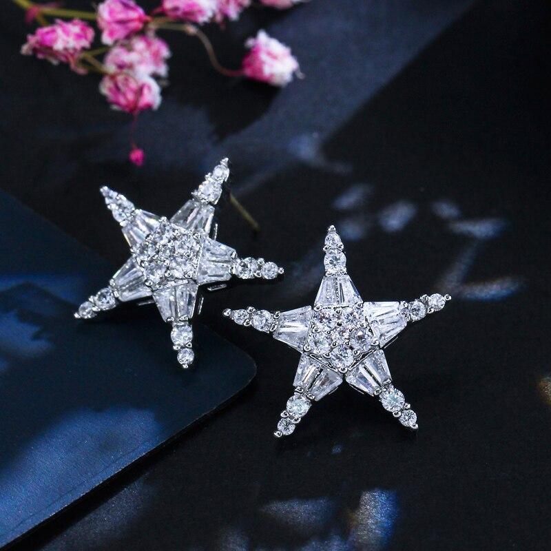 Star Stud Earrings3
