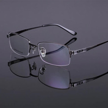 5e65b78c851 BINYEAE Super quality pure titanium spectacles japan men half-rimmed glasses