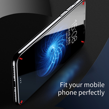 Baseus Silk Screen Tempered Glass Film for iPhone X