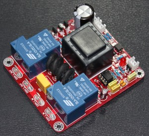 Image 1 - KYYSLB amplifier Class A delay soft start temperature protection board (with switch function)