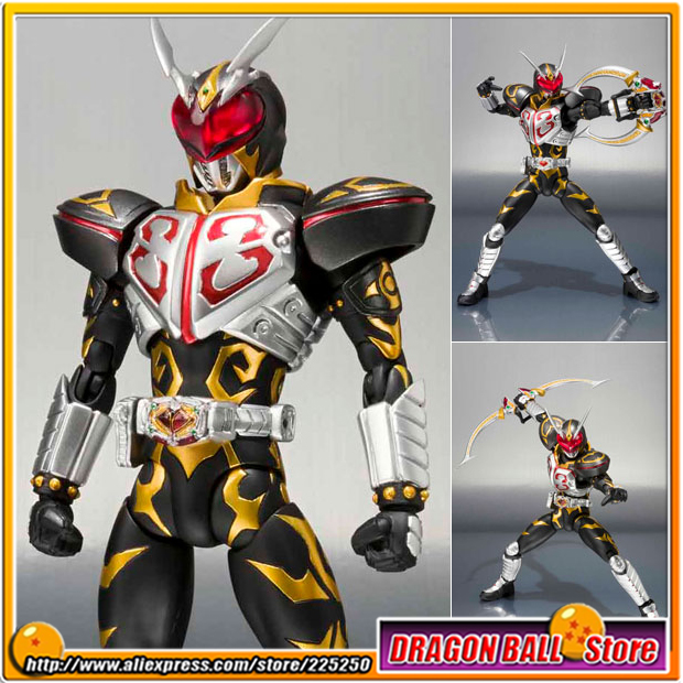 Japan Kamen Masked Rider Blade Original BANDAI Tamashii Nations SHF / S.H.Figuarts Toy Action Figure - Chalice a poisoned chalice