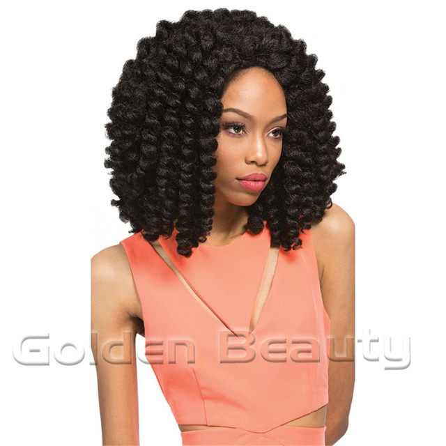 8inch Crochet Braids Synthetic Hair Extensions Crochet Braid Hair Extension Synthetic Curly Braiding Hair