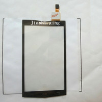 Original Discovery V8 4 0inch Touch Screen Panel Digitizer Accessories For Discovery V8 Outdoor Smartphone Black