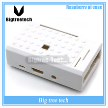 5 шт. Raspberry Pi Raspberry Pi ABS белый корпус для Raspberry Pi 3 & 2 & B плюс поддержка Raspberry Pi камеры установки