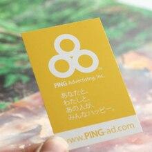 Ламинированная глянцевая/матовая визитные карточки имя визитная карточка покрытием карт бумага печать