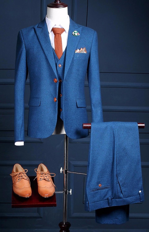 Custom Wedding Suits Groom