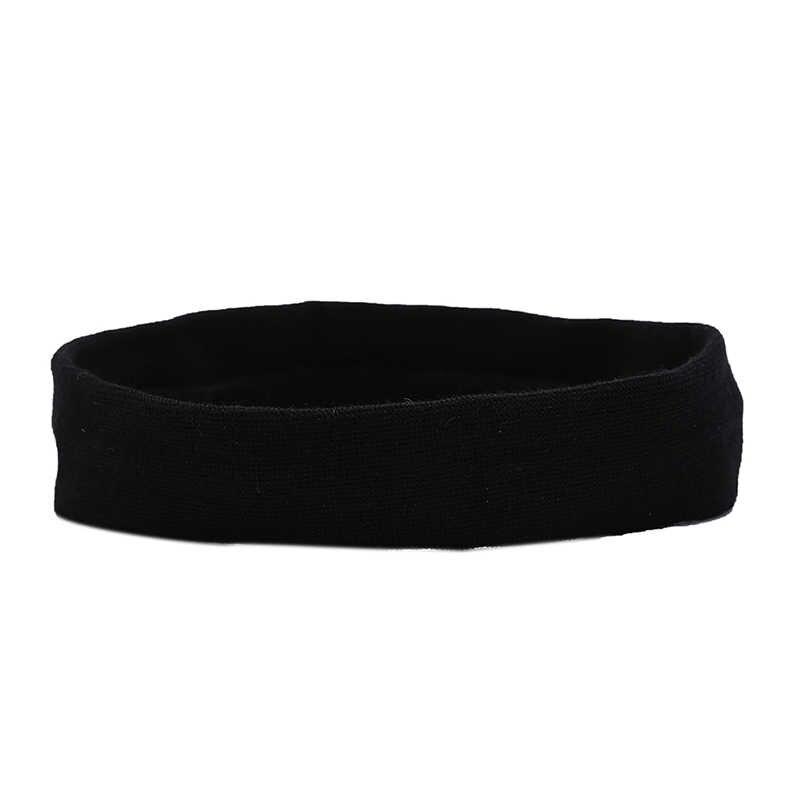 Dla mężczyzn i kobiet joga opaski do włosów opaski na głowę Sport ręcznik chłonny Sport potu opaska opaska gorąca sprzedaż