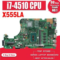 Z procesorem i7 4GB X555LA X555LD X555LD X555L VM501L X555LD X555LD płyty głównej laptopa płyty głównej|Płyty główne|Komputer i biuro -