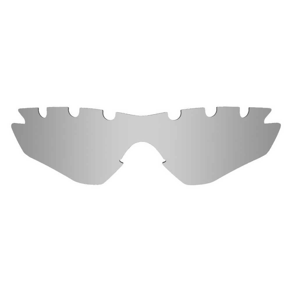 2 Pieces Mryok POLARIZED Replacement Lenses for Oakley M2 Frame Vented  Sunglasses Lens Silver Titanium \u0026 Fire Red-in Accessories from Men\u0027s  Clothing ...
