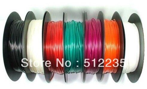 3D Printer Consumables PLA Filamnets 3mm Hot Sale High Quality Printer supplies
