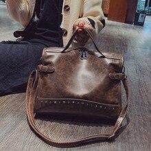 купить Leather Shoulde Sac a Main Femme Bolsa Feminina Luxury Handbags Women Bags Designer Bag for Women 2018 Bolso Mujer Luis Vuiton по цене 1102.67 рублей