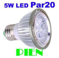 Par20 5W 6W LED Lighting Spot Ceiling Wall Lamp E27 GU10 Supermarket Hotel Decorating Led Bulbs