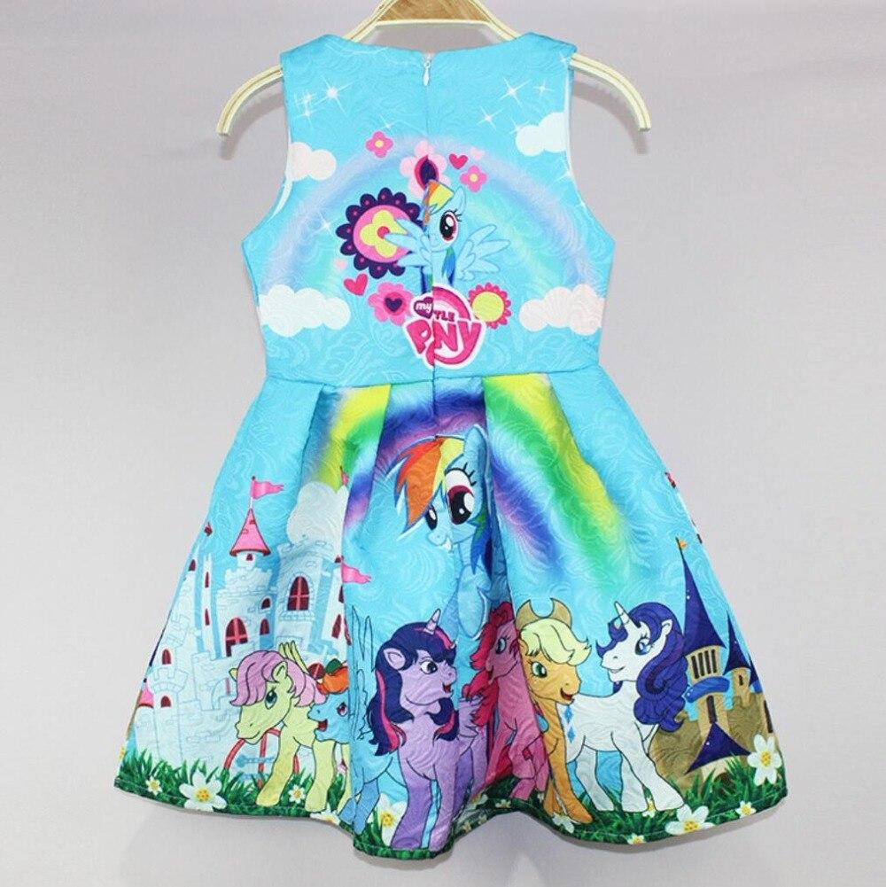 Prinzessin Mädchen Kleider Schmetterling Print Kleid Teenager Kleid ...