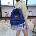 Miyahouse Brand Canvas Printing Backpack Women School Backpackes for Teenage Girls Cute Rucksack Vintage Laptop Backpacks Female
