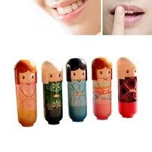 Hot Sale Women Liquid Lipstick Balm Moisturizing Lip Gloss Waterproof Sexy Lipstick Makeup Tools Six Colors