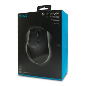 Image 5 - Original Rapoo MT550 Multi mode Wireless Mouse Between Bluetooth 3.0/4.0/Wireless 2.4G For Four Devices Connection Usb Receiver