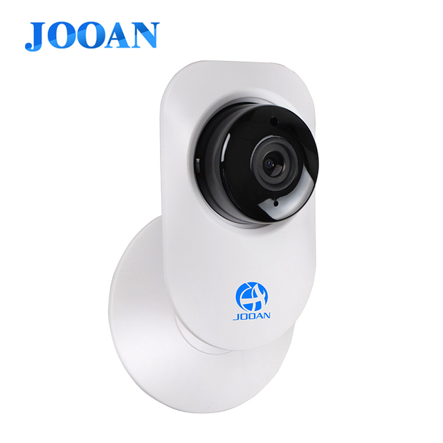 JOOAN Wireless IP Camera 720P Two Way Audio Cloud Storage Wifi Baby Monitor Home Surveillance Security Network CCTV