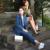 Moda Slim Negócios Desgaste Mulheres Escritório Elegante OL Conjunto Formal Blazer Jaqueta + Calça Terno Feminino Feminino
