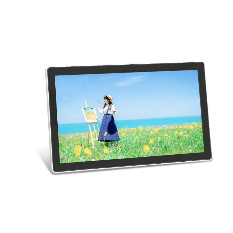 13.3 Inch 1920x1080 Capacitive Touch RK3288 Android All In One Panel PC
