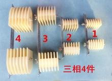 Trzy silnik fazowy uniwersalny uzwojenia formy narzędzia do konserwacji mocny silnik akcesoria