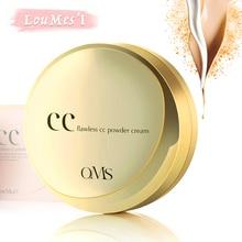 Loumesi  Air Cushion BB & CC Creams Finish Concealer Whiteing Moisturizing Foundation base make up 20g