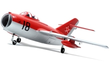 MIG 15 rc jet  EPO  airplane  PNP  with fixed landing gear ARF