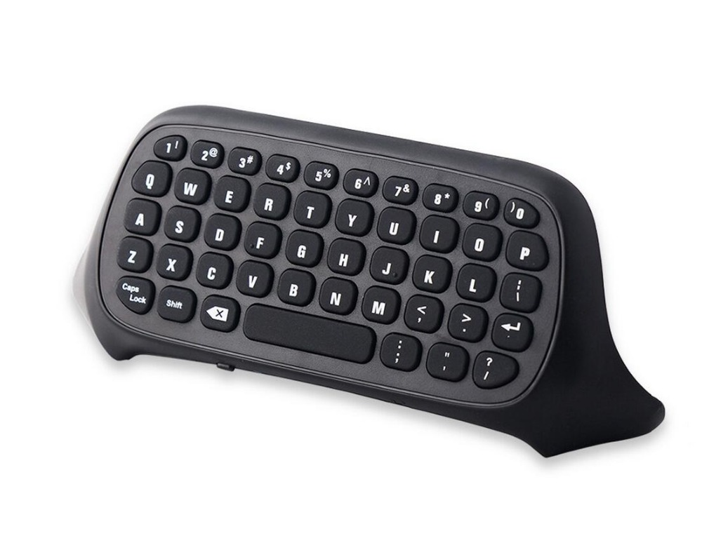 Mini 2.4GHz Wireless Controller Keyboard Chatpad Message Keypad For Xbox One with 3.5 Audio Jack