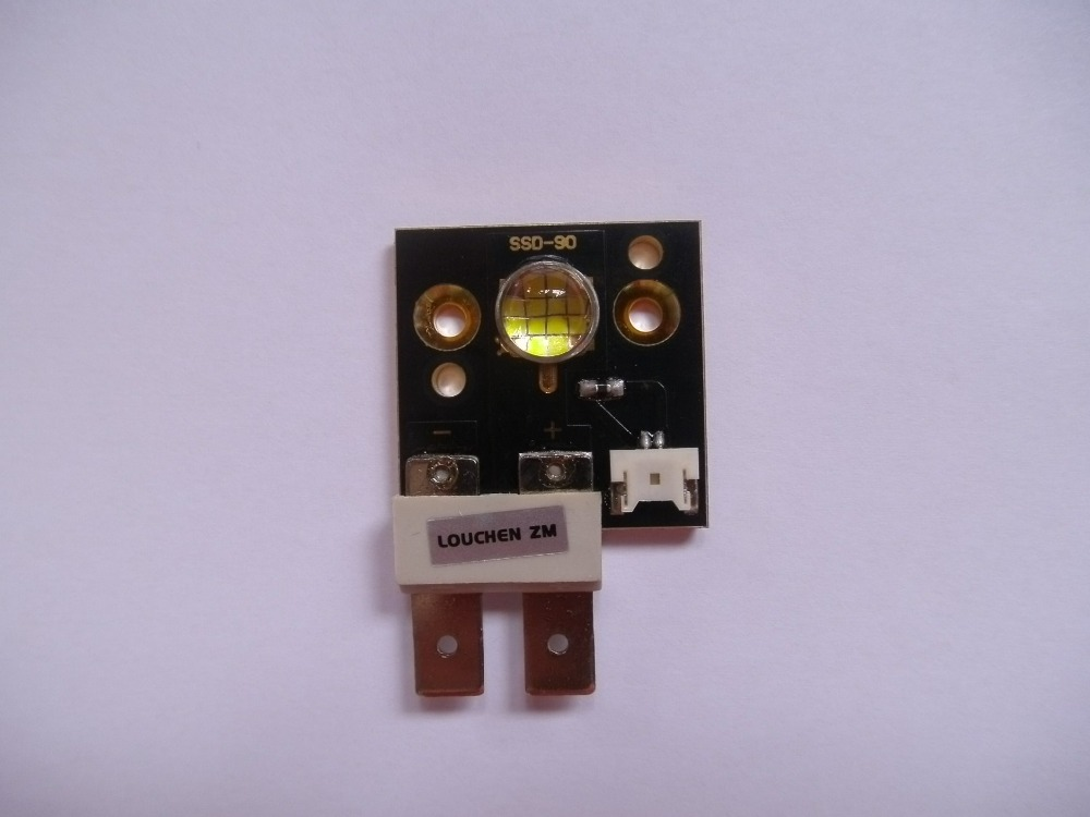 75w Led Modules 6500k 3000 Lumens Brighter Than CST90 SSD90 For Mini Moving Head Led Spot Light цена