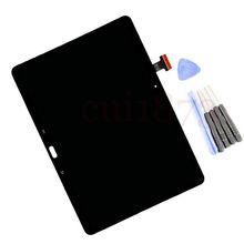 Envío libre de calidad superior Pantalla LCD Táctil Digitalizador Asamblea negro Para Samsung Galaxy Tab 10.1 Pro SM-T520 T525 Negro
