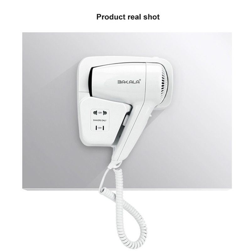Hotel bathroom home bathroom hair dryer dry skin hanging wall hanging hair dryer for 220v home wall hanging microfiber mountain tapestry