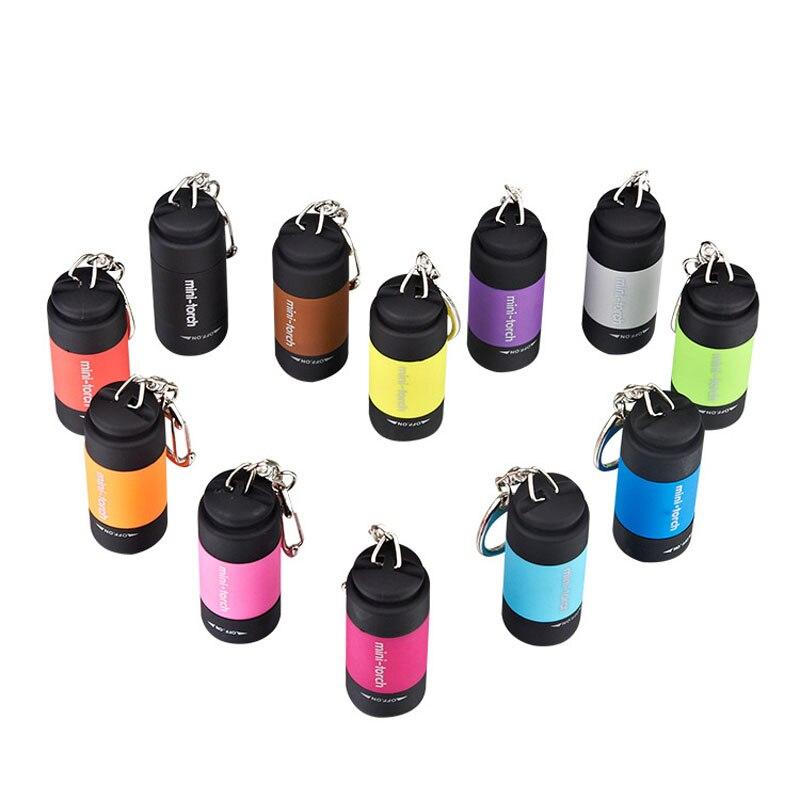 Lanternas e Lanternas recarregável led lanterna tocha cor Modo de Mudança : Mais Zoom
