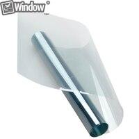 Синий Автомобиль wrap film 1.52x15 м Главная Оконная Пленка Нано Керамические окна Оттенки