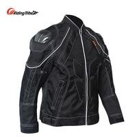 Riding Tribe Men S Motorcycle Jacket Full Season Warm Liner Motorcyclist Protective Moto Racing Clothes Superb