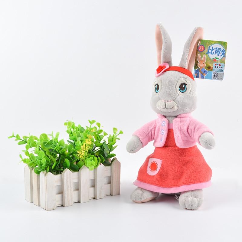 2017 Movie Peter Rabbit  Plush Dolls Stuffed Toys for Children Gifts 30cm