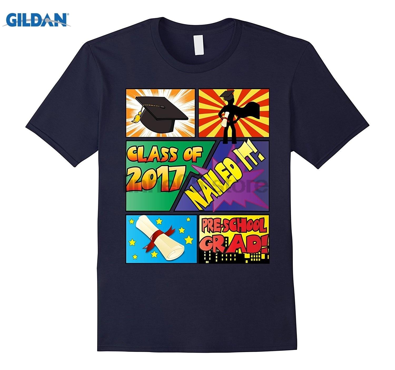 Hot Sale GILDAN 2017 Preschool Graduation Shirt Kids Boys Girls Cap ...