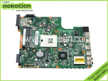 laptop motherboard for toshiba satellite L745 A000093450 31TE5MB00G0 DA0TE5MB6F0 HM65 GMA HD 3000 DDR3