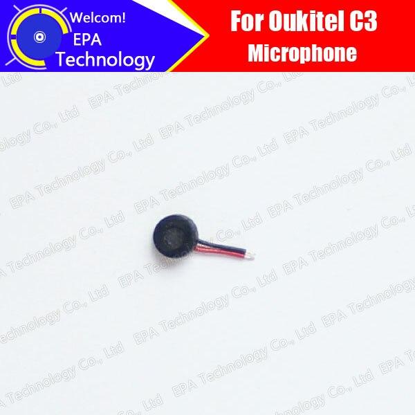 5.0 дюймов 100% Новый оригинальный для Oukitel C3 сотовый телефон Замена микрофон Микрофон Интимные аксессуары часть.