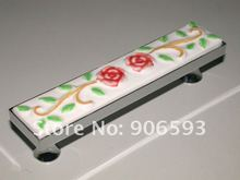 Classic rilievo tastorable porcelain cabinet handle\12pcs lot free shipping\furniture handle