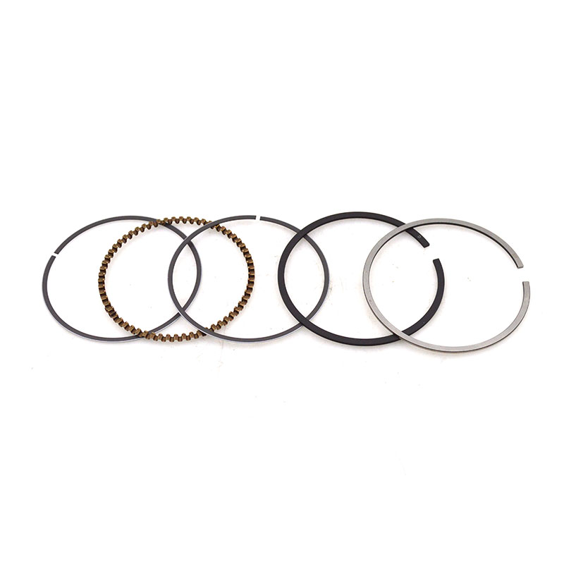 Motorcycle STD Piston Ring Bore 65.5 mm Size 0.8*0.8*2.8 mm For <font><b>Lifan</b></font> Zongsheng Yinxiang CB250 CB 250 Engine Spare <font><b>Parts</b></font> image
