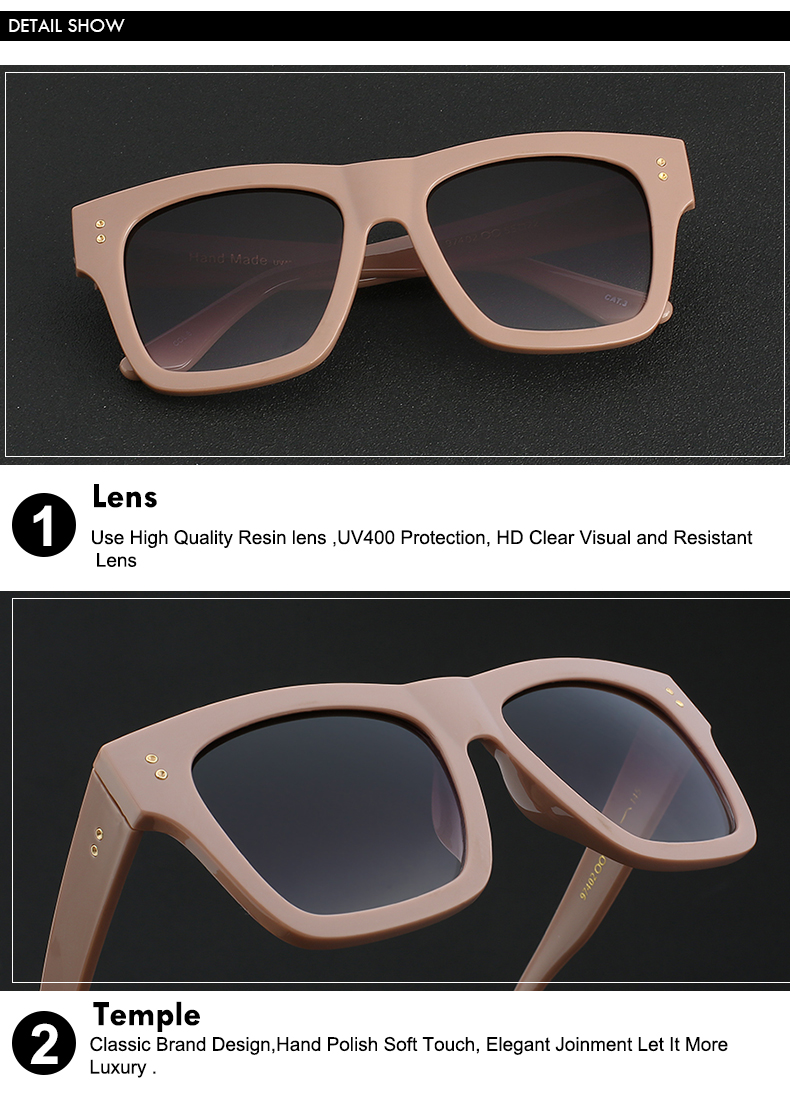 Square Sunglasses c23