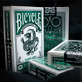 Hot Sale Bicycle 808 Griffin Deck Magic Playing Cards Poker Limited Edition New Sealed Magic Props Magia Tricks 81271