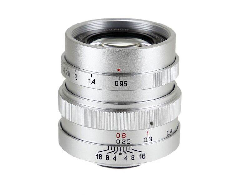 Mitakon Zhongyi Speedmaster 25mm f 0 95 for Micro Four Thirds M43 MFT M4 3 Panasonic