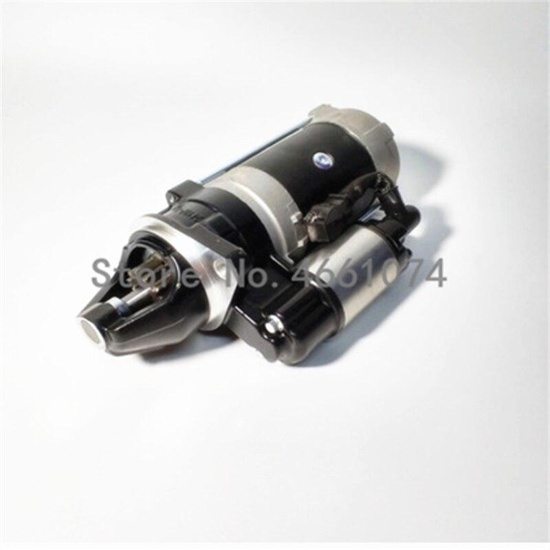 بداية المحرك 490B-51000 12 فولت ل YTO 454 جرار هانغتشو Heli رافعة شوكية المحرك Xinchai 490B 495B 404 490BT