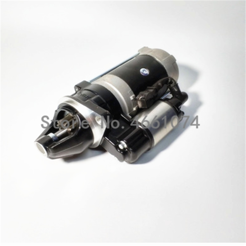 스타터 모터 490B-51000 12V YTO 454 트랙터 항주 헬리 포크 리프트 엔진 Xinchai 490B 495B 404 490BT