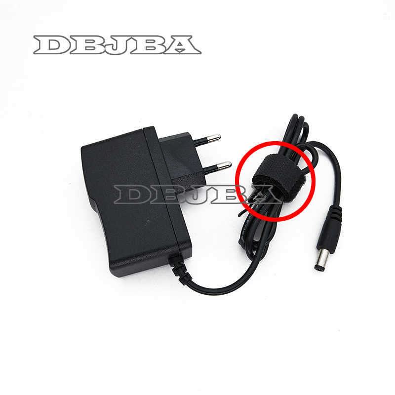 1 PCS kualitas Tinggi AC 100 V-240 V Converter Switching power adapter DC 6 V 500mA 0.5A Supply DC 5.5mm x 2.5mm UNI EROPA Plug