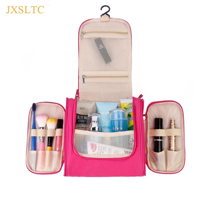 JXSLTC Marka Seyahat Organizatör Çantası Unisex Kadın Kozmetik - Evdeki Organizasyon ve Depolama - Fotoğraf 1